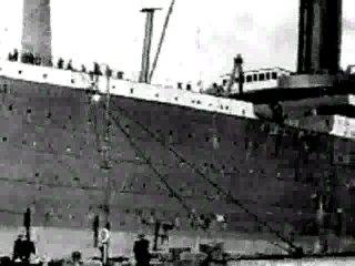 Документальное видео Титаника 05.04.1912